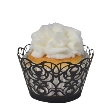 INCR1060 - Pack of 12 Bliss Cup Cake Wrappers