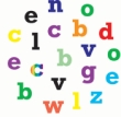 FMMCUTALP2 - Alphabet Set - Lower Case