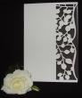 INCR1057 - Pack of 10 Hazel Vertical A5 Wedding Invitations