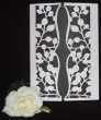 INCR1058 - Pack of 10 Hazel Double Fold A5 Wedding Invitations