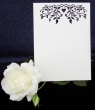 INCR1041 - Pack of 10 Love Vine Invitation Cards