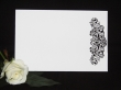 INCR1037 - Pack of 10 Rose Vine RSVP Cards