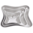 WILT2105-0575 - 4 Piece Pillow Baking Pan Set