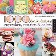 BOOK101 - 1000 idea for decorating cupcakes